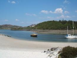 Silver Sands of Morar